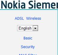 BSNL Modem wifi configuration