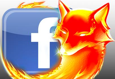 Facebook Firefox Timeline profile