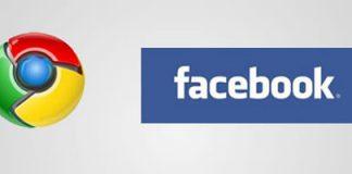 Facebook Chrome Browser
