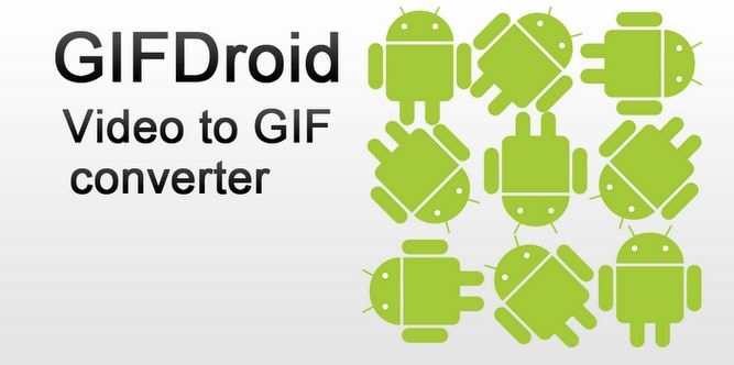 Gifdroid android apk app video to gif converter