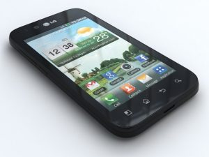 LG optimus Black P970 Root