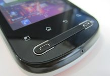 LG P350 Optimus Me Android 2.3 Gingerbread upgrade pictures images