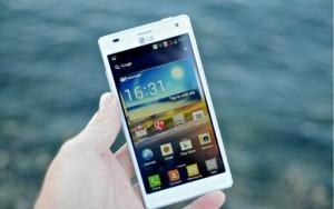 LG Optimus 4x hd white photos root