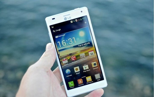 LG Optimus 4x hd white photos root