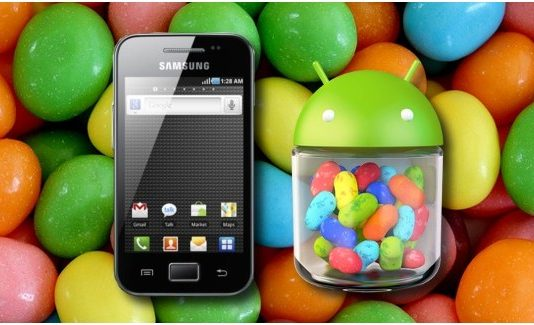 Samsung Galaxy Ace S5830 Jelly Bean android 4.1 photos