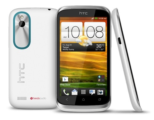 HTC Desire X white Root Photos images