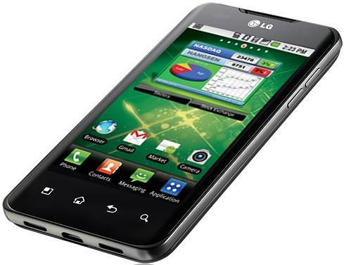 LG Optimus 2x Unbrick Flash Stock ROM