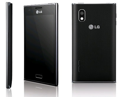 LG Optimus L5 Black photos / images
