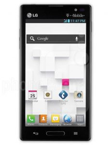 LG Optimus L9 Tmobile root photos