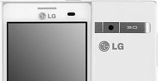 LG Optimus L3 White Photos images