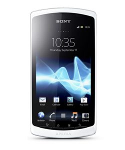 Sony Xperia Neo L root white photos