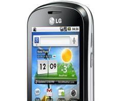 LG Optimus Me P350 Jelly Bean photos / images