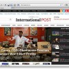 International Post theme review download photos