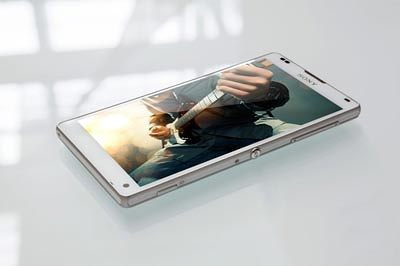 Sony Xperia ZL Root white Photos