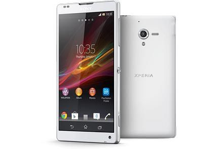 Sony Xperia ZL white Unlock Bootloader Photos