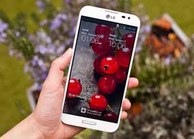 Root LG Optimus G Pro white photos