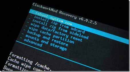ClockWorkMod Recovery for T-Mobile Samsung Galaxy S4