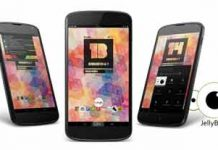 LG Optimus Black P970 Android 4.2.2 Jelly Bean JellyBeer ROM