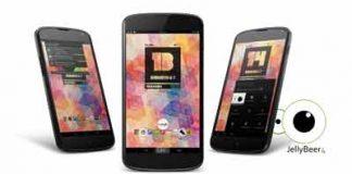 LG Optimus Black P970 Android 4.2.2 Jelly Bean JellyBeer ROM