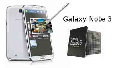 Samsung Galaxy Note 3 N9000 Download mode