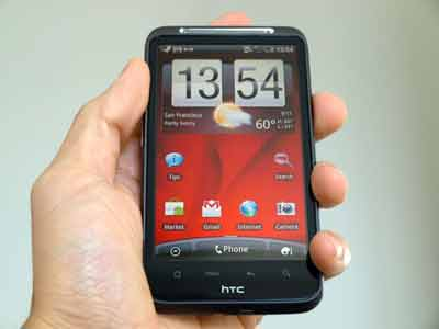 HTC Desire HD android 4.4.2 kitkat