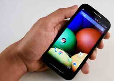 Motorola Moto E bricked and install stock rom