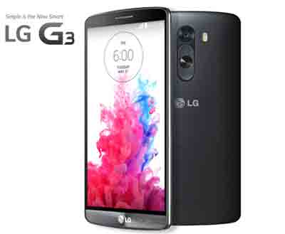Enter LG G3 download mode