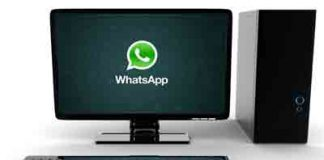 Send messages to whatsapp from PC online