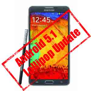 sprint galaxy note 3 - Android 5.1 Lollipop update cm12.1 nightly