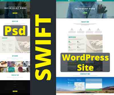 Swift Wordpress theme review and free download
