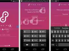 ping pay app axis bank how to send receive transfer money facebook twitter whatsapp