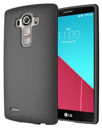 Diztronic Full Matte for lg g4 case cover