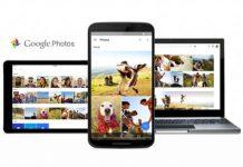 Google Photos face detection recognition