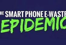 smartphones epidemic e-waste