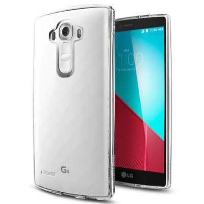 Spigen LG G4 Case cover Ultra clear Hybrid buy in india online