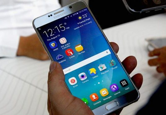 Galaxy Note 7 - record slow motion video
