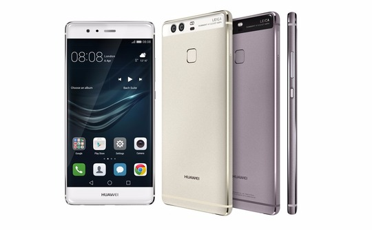 Huawei P9 Plus root install TWRP recovery - grey, silver, white