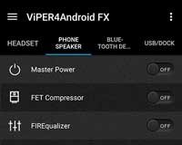 Viper4Android for Android 7.0 Nougat download apk and install app