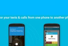 Forward calls and messages in android