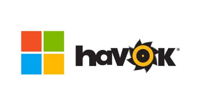 Microsoft Havok Trademark direct physics