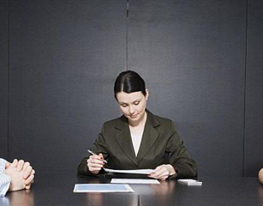 Business couple divorce