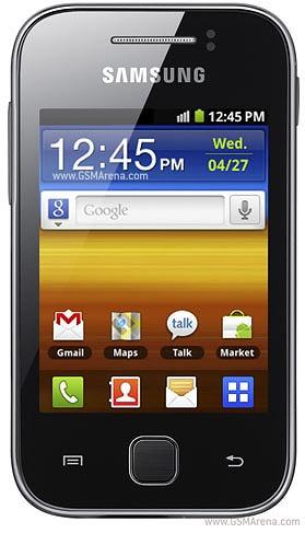 Samsung Galaxy Y GT-S5360 Root Photos