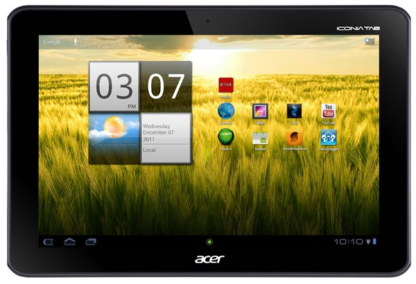 root acer iconia tab a200 running honeycomb and ice cream sandwich