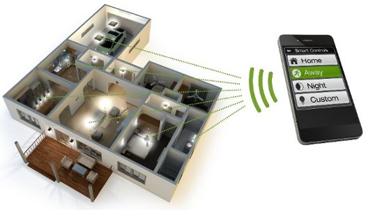 Apps to control LED lightings in your home