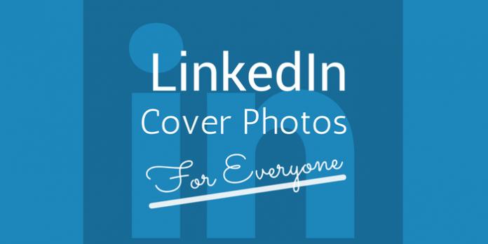 LinkedIn Background image phot size