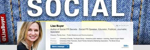LinkedIn background image examples personal profile premium